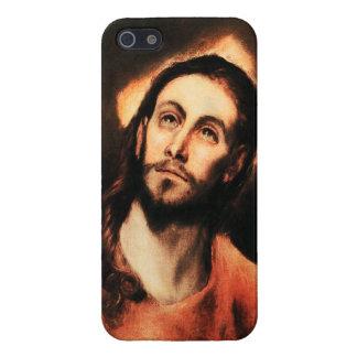 Caso del iPhone 5 del Jesucristo de El Greco iPhone 5 Funda