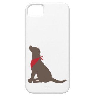 Caso del iPhone 5 del labrador retriever del Funda Para iPhone SE/5/5s