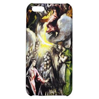 Caso del iPhone 5 del Virgen María del anuncio de