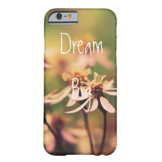 caso del iPhone 6/6s con la flor macra hermosa Funda Barely There iPhone 6