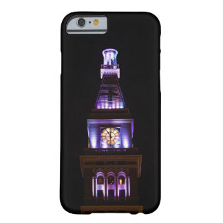 Caso del iPhone 6/6s de la torre de reloj Funda Barely There iPhone 6