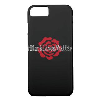 caso del iPhone 6/6s del #BlackLivesMatter Funda iPhone 7