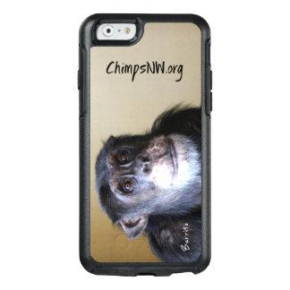 Caso del iPhone 6/6s Otterbox del chimpancé del Funda Otterbox Para iPhone 6/6s