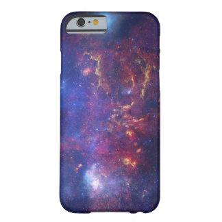 Caso del iPhone 6 de la galaxia de la vía láctea Funda Para iPhone 6 Barely There