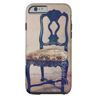 Caso del iPhone 6 de la silla de la antigüedad del Funda Resistente iPhone 6
