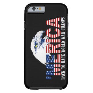 'Caso del iPhone 6 de los campeones de la guerra Funda Resistente iPhone 6