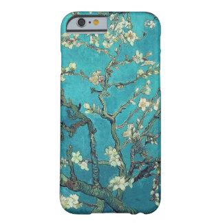 Caso del iPhone 6 de los flores de la almendra de Funda Barely There iPhone 6