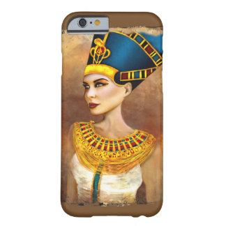 Caso del iPhone 6 de Nefertiti Barely There Funda Barely There iPhone 6