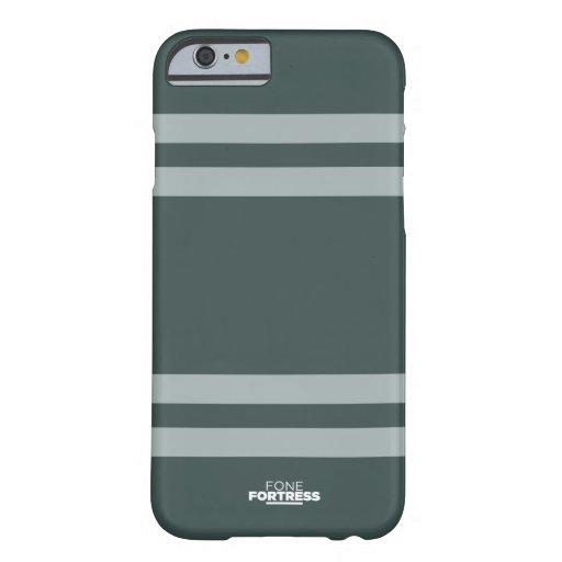 Caso del iPhone 6 de Stripey Funda De iPhone 6 Barely There