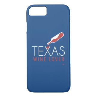 Caso del iPhone 6 del amante del vino de Tejas Funda iPhone 7