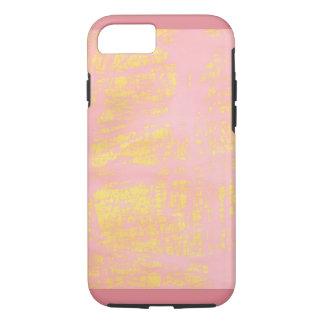 caso del iphone 6 del arte de la salpicadura funda iPhone 7