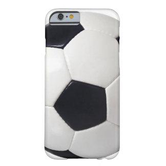 Caso del iPhone 6 del balón de fútbol Funda Para iPhone 6 Barely There