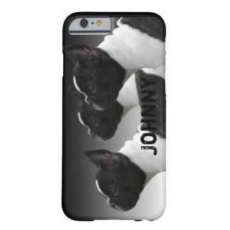 Caso del iPhone 6 del dogo francés Funda Para iPhone 6 Barely There
