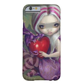 """Caso del iPhone 6 del dragón de la tarjeta del Funda De iPhone 6 Barely There"