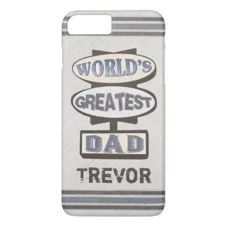 Caso del iPhone 6 del papá del día de padre el Funda iPhone 7 Plus