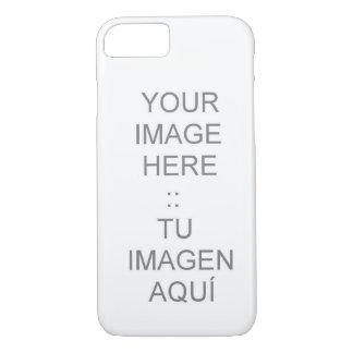 caso del iPhone 7 con Barely There adaptable Funda Para iPhone 8/7