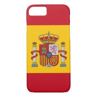 caso del iPhone 7 con la bandera de España Funda iPhone 7