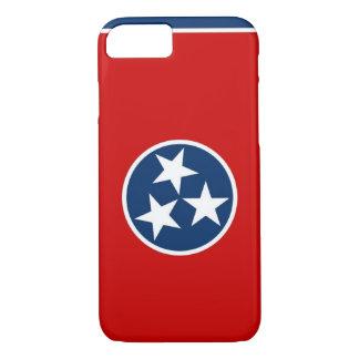 caso del iPhone 7 con la bandera de Tennessee Funda iPhone 7