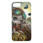 """Caso del iPhone 7 de Dragonling del mecanismo"" Funda iPhone 7"
