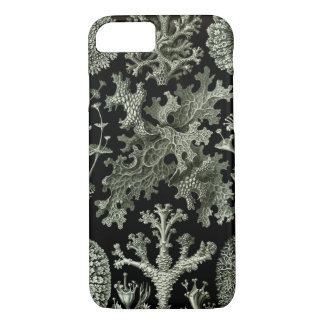 Caso del iPhone 7 de Haeckel - Lichenes Funda iPhone 7