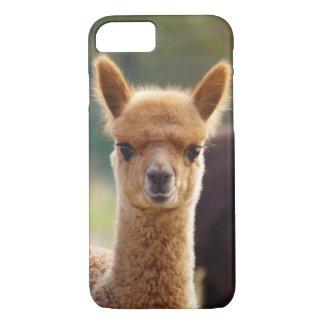 Caso del iPhone 7 de la alpaca Funda iPhone 7