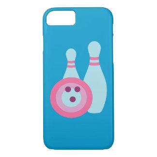 Caso del iPhone 7 de la bola y de los pernos de Funda iPhone 7