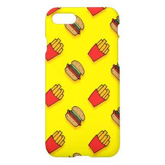 Caso del iPhone 7 de la hamburguesa y de las Funda Para iPhone 7