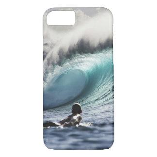 Caso del iPhone 7 de la onda de la persona que Funda iPhone 7