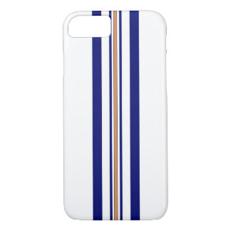 Caso del iPhone 7 de la tabla hawaiana - rayas Funda iPhone 7