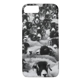 Caso del iPhone 7 de las ovejas Funda iPhone 7