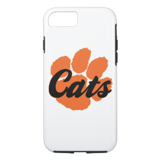 Caso del iPhone 7 de los gatos monteses del Los Funda iPhone 7