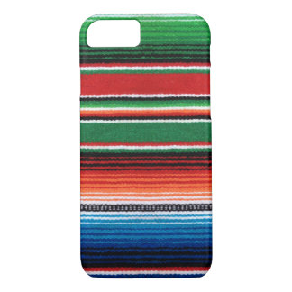 Caso del iPhone 7 de Serape del mexicano Funda Para iPhone 8/7