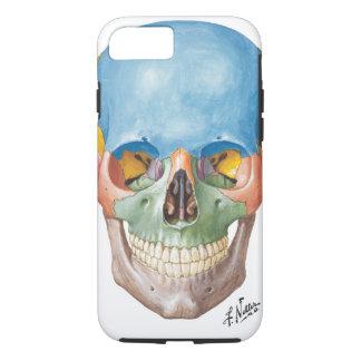 Caso del iPhone 7 del cráneo del Netter Funda iPhone 7