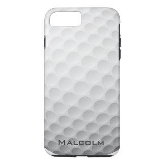 Caso del iPhone 7 del diseño del golf Funda Para iPhone 8 Plus/7 Plus