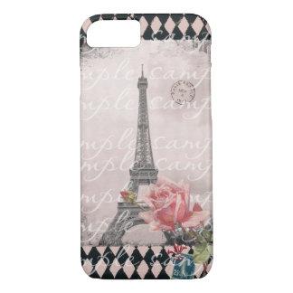 CASO del iPhone 7 del estilo de París Funda iPhone 7