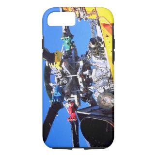 Caso del iPhone 7 del helicóptero de Skycrane Funda iPhone 7