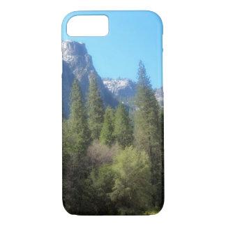 Caso del iPhone 7 del parque nacional de Yosemite Funda iPhone 7