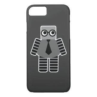 Caso del iPhone 7 del robot del friki Funda iPhone 7