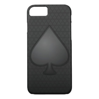 Caso del iPhone 7 del símbolo de las espadas Funda iPhone 7
