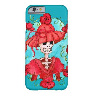 Caso del iPhone de Catrina Carlota Funda Barely There iPhone 6
