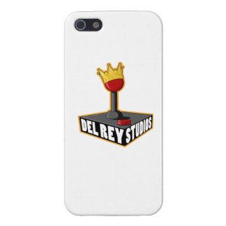 Caso del iPhone de Del Rey Studios iPhone 5 Protectores