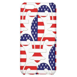 Caso del iPhone de Fleur de los USA