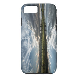 Caso del iphone de la naturaleza funda iPhone 7