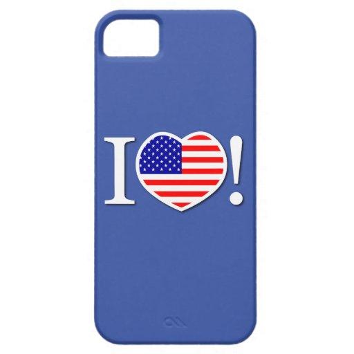 Caso del iPhone de los E.E.U.U. iPhone 5 Protector