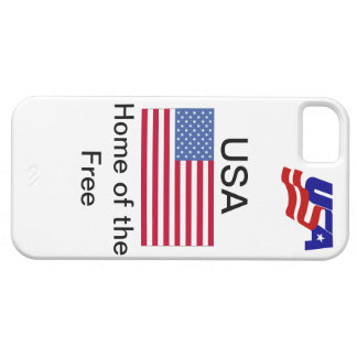 Caso del iphone de los E.E.U.U. Funda Para iPhone SE/5/5s