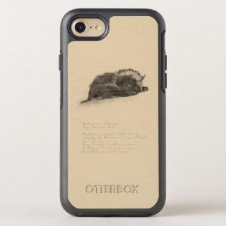 Caso del iPhone de Otterbox del Eptesicus Funda OtterBox Symmetry Para iPhone 7
