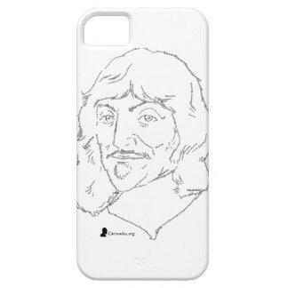 Caso del iphone de Rene Descartes Funda Para iPhone SE/5/5s