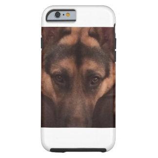 Caso del iPhone de Shepard del alemán Funda Resistente iPhone 6