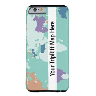 Caso del iPhone de TripRiff Funda Barely There iPhone 6