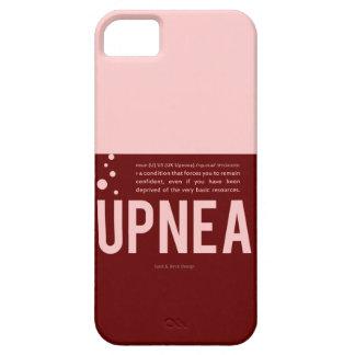 Caso del iphone de Upnea iPhone 5 Fundas